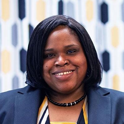 Courtney Williams, NCPA Principal