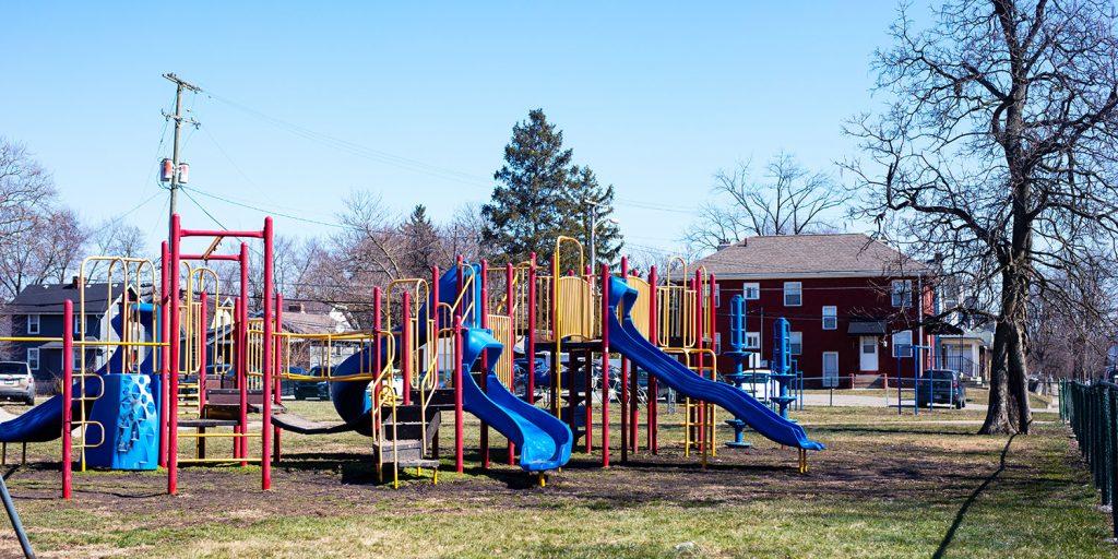NCPA playground.